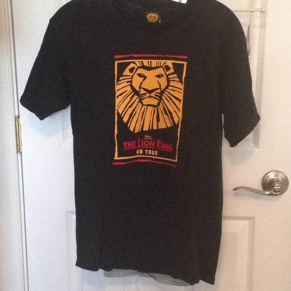 b8212d6e Disney Shirts & Tops | Lion King T Shirt Official Merch | Poshmark